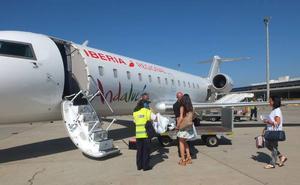 Air Nostrum realiza una nueva selección de tripulantes de cabina en Almería