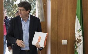 Marín: «Cs no coincidirá con conformismo del PSOE ni con victimismo del PP»