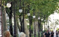 El Ayuntamiento de Granada mejorará el alumbrado público en diez calles de la ciudad