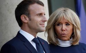 Las «gilipolleces» de Macron, según su esposa