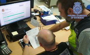 Trece detenidos y 32 investigados por fraude a la Seguridad Social en Almería