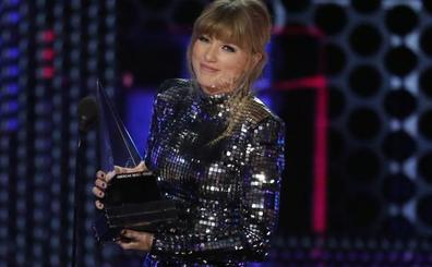 Taylor Swift y Camila Cabello reinan en los American Music Awards