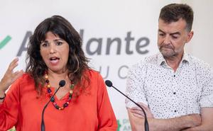Teresa Rodríguez denuncia la falta de garantías para votar de los andaluces que viven en el extranjero