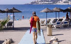 El sector turístico de la Costa pide que las playas estén 'abiertas' todo el año