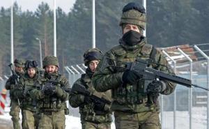España contribuye a la seguridad de la Alianza Atlántica