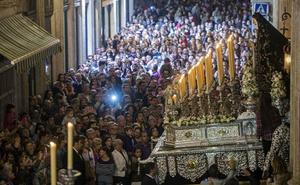 La Semana Santa mueve en Almería unos once millones de euros, el 59% gracias al turismo