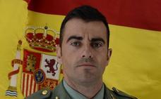 Los brigadas Navarro, Velasco, Maldonado y el sargento Prieto, ascendidos a título póstumo