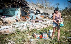 Florida inicia la recuperación tras el pavoroso paso del destructor Michael