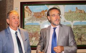 El tranvía de Jaén se topa con el pago de los trenes