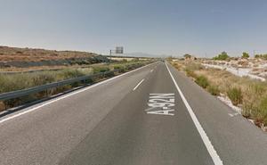 Fallece un hombre en un accidente de tráfico entre dos camiones a la altura de Cúllar