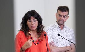 Teresa Rodríguez: «El acuerdo para el PGE pone a Díaz en evidencia»