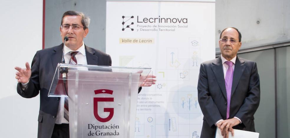 Red Eléctrica de España invertirá 700.000 euros en el desarrollo del Valle del Lecrín