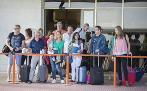 El número de pasajeros en el aeropuerto de Granada-Jaén sube un 23,1% en septiembre