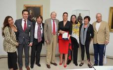 Marina Heredia, medalla de honor de la Fundación Rodríguez-Acosta