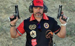 El policía local Juan José Rojas se alza con la plata del Campeonato de España de recorridos