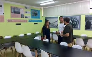 Abierta una nueva sala de estudio en la Casa de la Cultura