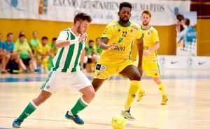 El Jaén FS se estrenará en Copa del Rey ante el Betis de Burrito