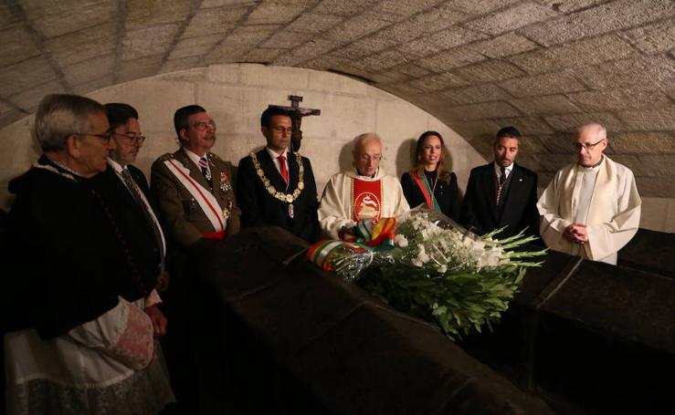 Granada vive el día de la Hispanidad