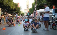 Problemas con los expedientes retrasan las actividades en el Paseo los sábados