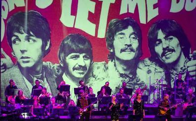 Almería homenaeja a The Beatles