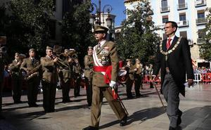 Granada vive en todo su esplendor el día de la Hispanidad