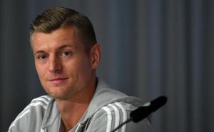 Kroos: «No soy Casemiro»