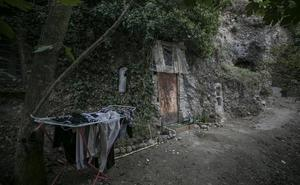 El anterior desalojo del campamento ilegal de la Fuente del Avellano no duró ni una sola semana