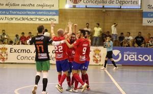 El Mengíbar FS busca seguir creciendo en su visita al Colo Colo Zaragoza