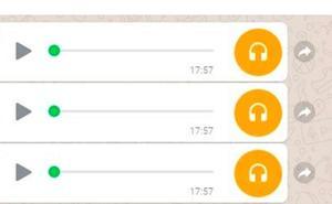 Trucos para escuchar audios de voz en Whatsapp sin que la otra persona lo sepa