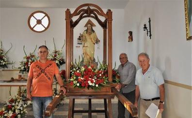 Caratáunas celebra sus fiestas otoñales en honor al Padre Eterno