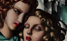 Tamara de Lempicka, sensual diosa del 'art déco'