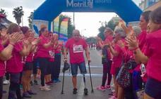 Una carrera sin límites para luchar contra el cáncer