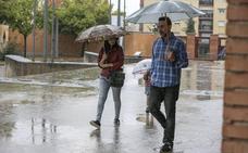 La intensa lluvia y el viento provocan decenas de inundaciones y desprendimientos en Granada