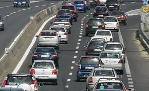 La Guardia Civil alerta del peligro «efecto pantalla» con el coche