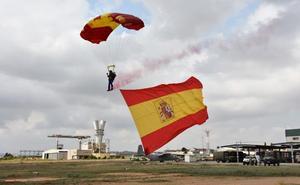 La Escuela Militar de Paracaidismo 'Méndez Parada' lleva 70 años dedicada a la docencia