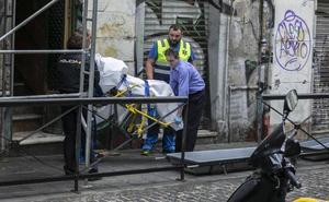 Hallan el cadáver de un hombre en una casa okupada