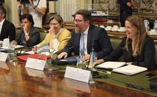 Sánchez reclama una PAC que apoye a los jóvenes agricultores