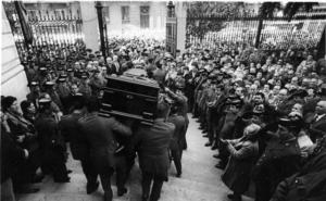 Agentes fallecidos en acto de servicio en Granada