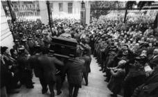 Cronología de agentes fallecidos por agresiones sufridas en acto de servicio en Granada