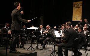 Nuevo lleno en el Apolo con el regreso de la Banda Municipal de Música