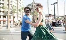 Almería se mueve a ritmo de swing