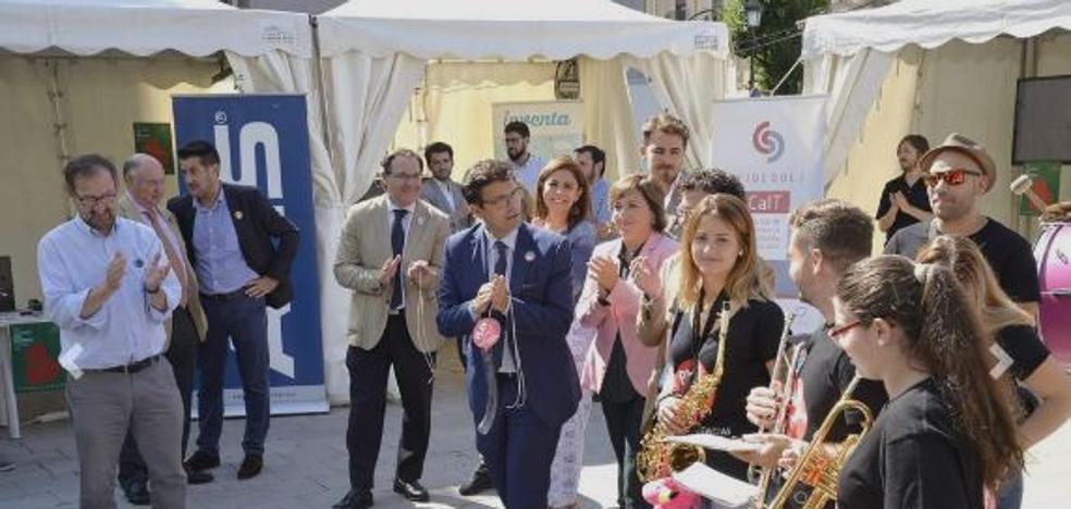 Estos son los diez políticos que más salen en las notas de prensa de Granada