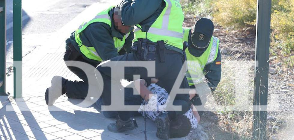 Detenido en Granada el presunto homicida del guardia civil fallecido