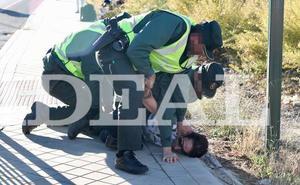 Cinco horas de 'Operación Jaula' en el cinturón de Granada