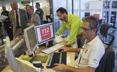 El 112 gestiona durante el Puente del Pilar 840 emergencias en la provincia de Granada