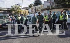 Reclaman más medios contra la delincuencia para la Guardia Civil tras el homicidio de un agente en Huétor Vega
