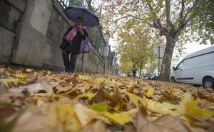 La AEMET prevé tiempo inestable y lluvias durante la semana en Granada