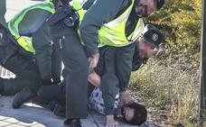 El arrestado por matar al guardia civil tenía más de 25 detenciones y salió de prisión en 2017