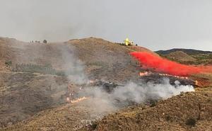 Finaliza la temporada de alto riesgo de incendios con más 30 fuegos forestales en Almería