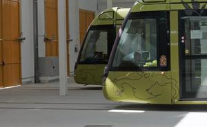 El acuerdo del tranvía de mayo no alude a los vagones sino al pago del diferencial de tarifas